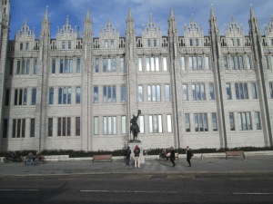 ABERDEEN CITY COUNCIL - MARISCHAL COLLEGE