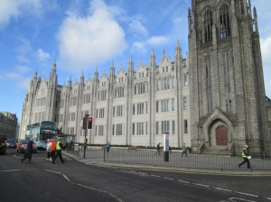 ABERDEEN_CITY COUNCIL - MARISCHAL COLLEGE